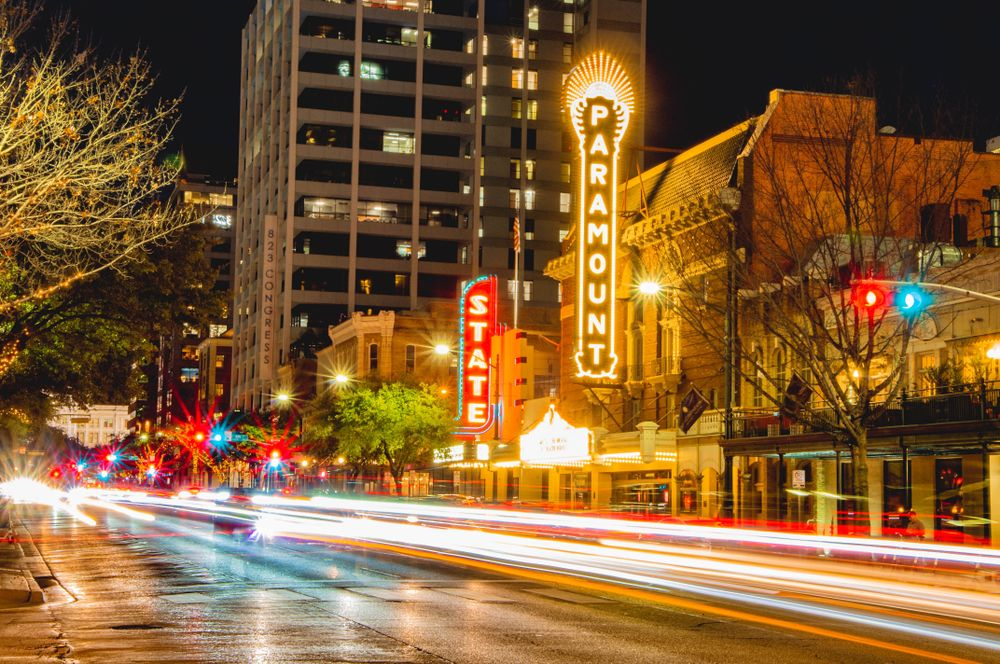 Austin, Texas - places to visit before they're rammed with tourists