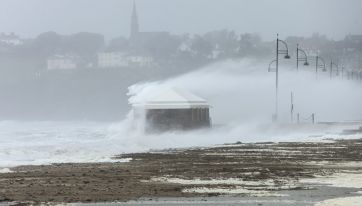 Storm Jorge hits today and Met Eireann has issued eight warnings
