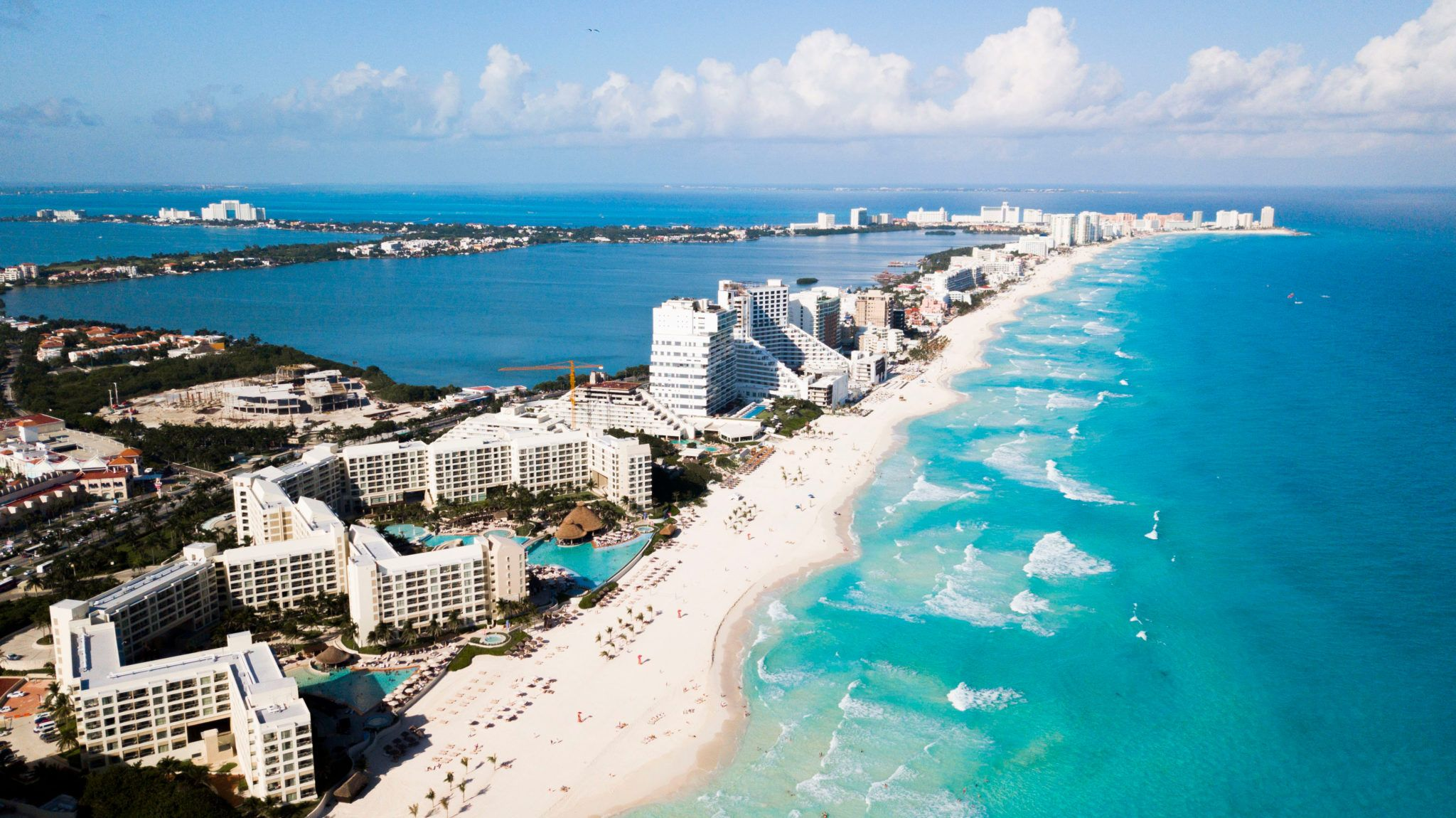 Cancun disappointing tourist attraction