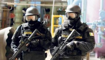 Armed Gardai Will Moniter Ireland's Major Cities From Now On To Prevent Terrorist Threats