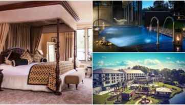 Six Stunning Hotels In Ireland To Visit For A Romantic Couples Getaway