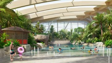 New Center Parcs In Longford Is Taking Bookings For Its 'Subtropical Swimming Paradise' Resort