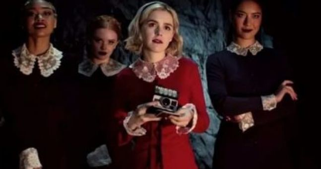 Chilling Adventures Of Sabrina Is Getting A Netflix