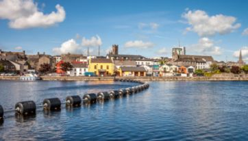 24 Hours In Athlone... Ireland's Oldest Pub, a River Cruise, and Culinary Gems