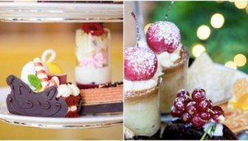 Five Of The Most Fabulously Festive Afternoon Teas In Ireland In 2018