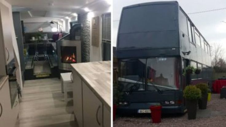You And Six Mates Can Rent This Luxury Double Decker Bus In
