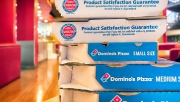 Dominos Has Just Launched a Low-Calorie Healthy Pizza