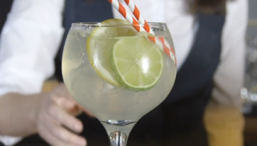 The 12 Twists Of Christmas: This Stellar Margarita Recipe Will Go Down A Treat This Winter