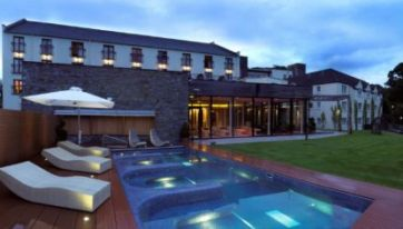 This Indulgent Spa Hotel In Antrim Is Unlike Anywhere You've Been Before