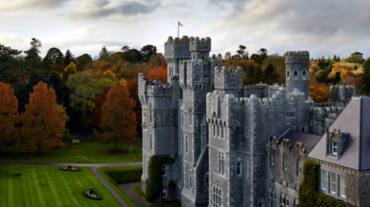 Map Of Ireland Castles.12 Beautiful Irish Castles You Can Stay Overnight In Lovin Ie