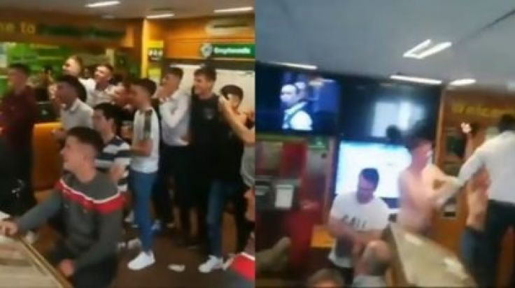VIDEO: Mayo Lads Win Big On Red And Lose The Absolute Plot