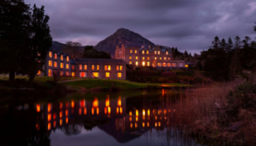 This Luxurious Connemara Hotel Is Like Stepping Into Another World