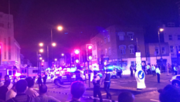 BREAKING: One Dead And Eight Injured In Suspected Terror Attack In London
