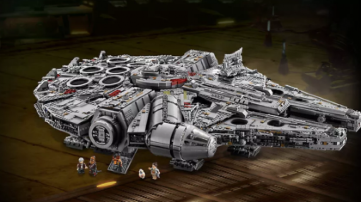 This New 7,541-piece Millennium Falcon Will Be Largest LEGO