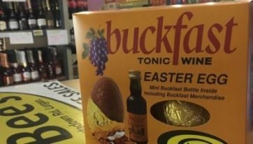 This Is Not A Drill – A Buckfast Easter Egg Now Exists