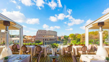 When In Rome - Seven Stunning Rooftop Bars You Have To Visit In The Eternal City