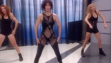 This Exercise Video Of Cher From The 90's Is The Most Extravagant Thing You'll Ever See
