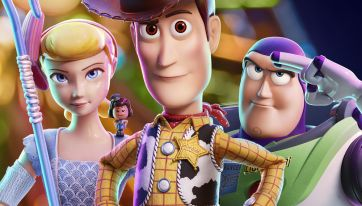 WATCH: Brand New 'Toy Story 4' Trailer