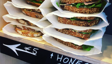 A Cork Café Has Introduced An Honesty Box For Sandwiches