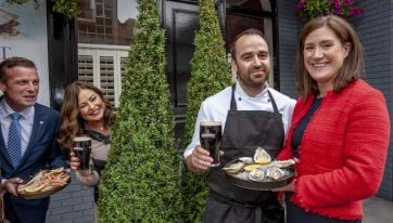 An Oyster And Seafood Festival Is Taking Place In Cork Next Month