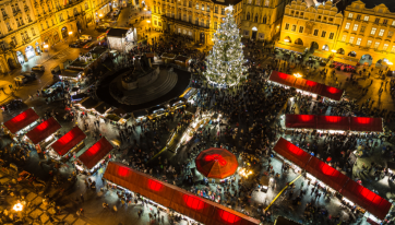 Wake Up To... The Most Magical Christmas Markets Abroad