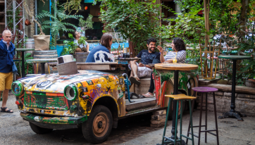Wake Up To… These Seriously Cool Secret European Bars