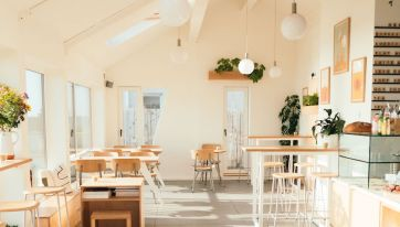 Lost & Found Café Has Just Opened Up A Stunning New Eatery On The Antrim Coast