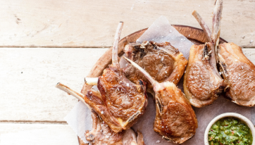 Looking To Spice Up Your Mid-Week Meal? Chef Adrian Martin Serves Up Some Delicious Inspo For Cooking With European Lamb