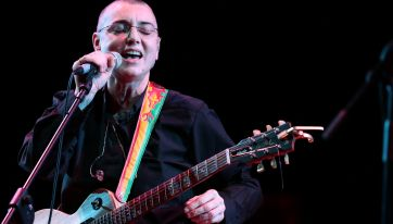 Sinéad O'Connor Announces Four Irish Gigs
