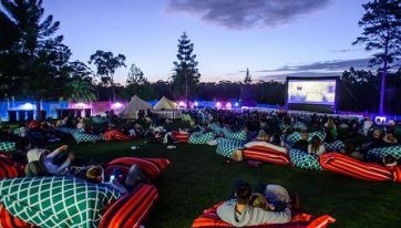 An Outdoor Cinema Is Coming To Fota House And Gardens This Month