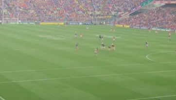 'No Idea What's Going On' - Amber Gill Attended Yesterday's All-Ireland Hurling Final