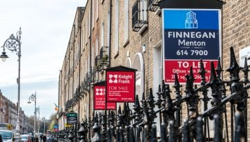 New Figures Shows That Average Nationwide Rent Is €1,391 Which Is An All-Time High