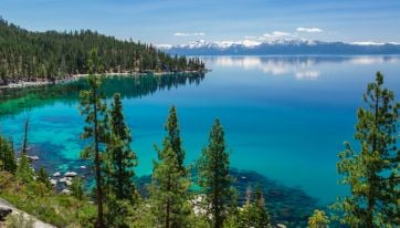 Lake Tahoe Is One Of My Favourite Places To Visit In America