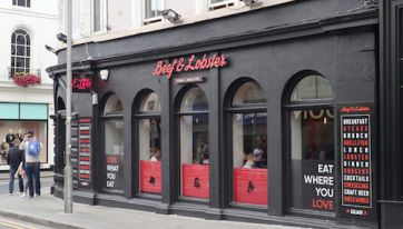 Beef & Lobster Just Opened A New Restaurant In Galway City