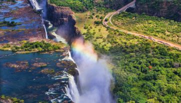 Chasing Waterfalls: Why Victoria Falls Should Be Top Of Your Travel Bucket List
