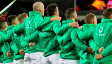 Ireland's Rugby World Cup Squad Announcement Is Causing Plenty Of Debate Online