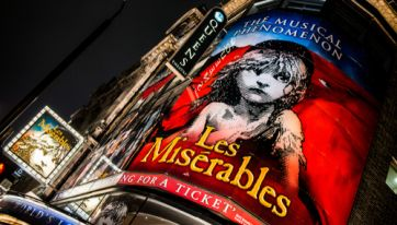 Can You Hear The People Sing? Les Miserables Is Coming Back To The Bord Gáis in 2020
