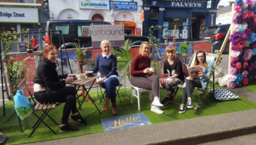 Cork's Parking Spots Set To Be Turned Into Pop-Up Parks For One Day This Month