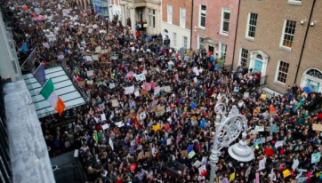 Extinction Rebellion Will Take Place In 12 Locations Across Ireland This Friday