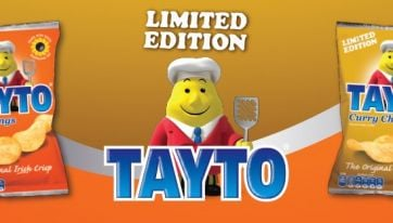 Tayto Has Come Out With Two New Limited Edition Flavours