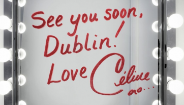 EEEK! Looks Like Celine Dion Will Be Coming To Dublin Very Soon