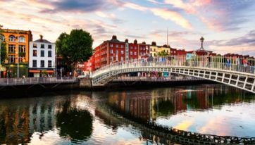 Dublin Has Been Named As One Of The Best Value Destinations For Culture In The Eurozone