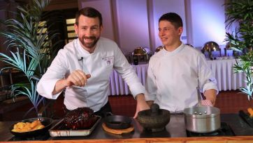 You Can Do A 'Culinary Masterclass' And Enjoy An Overnight Stay At The Brehon Hotel In Killarney