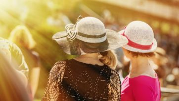 The Race In Pink Event At The Galway Races Is The Perfect Ladies Day Out