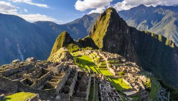 Machu Picchu Is Now Wheelchair Accessible
