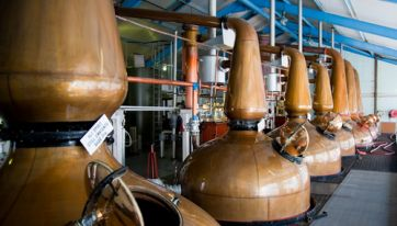You Can Take A Poitín Tour At This Distillery In Mayo