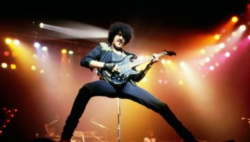 Thin Lizzy Nominated For Rock & Roll Hall Of Fame 2020 Induction