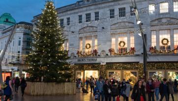 Cork City Council Announce Dates Of 'Glow' Christmas Festival 2019