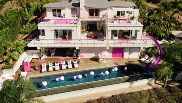 You can now stay at Barbie's Malibu Dream House on Airbnb for less than €55