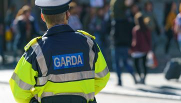 Cork five-year-old made honorary Garda during adorable ceremony